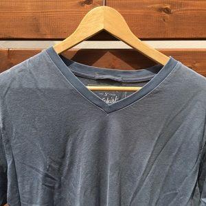 Marine layer v-neck t-shirt